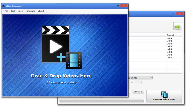 تحميل برنامج دمج مقاطع الفيديو عربي للكمبيوتر video combiner 2021 مجانا